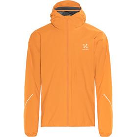Haglöfs L.I.M Proof Jacket Men tangerine